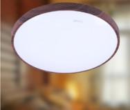 欧普照明 卧室书房餐厅吸顶灯 12-MX-40450 烟雨阁图片
