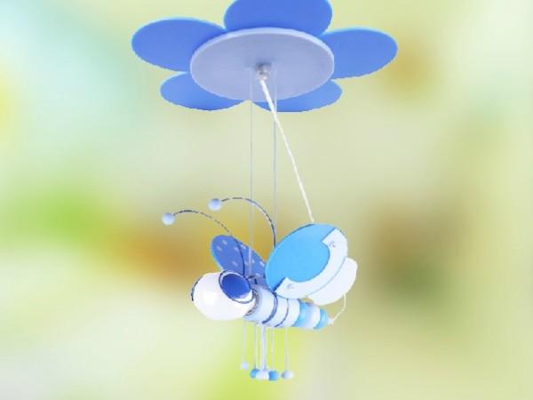 欧普照明 卧室儿童房吊灯 12-ET-22802乐乐蜂