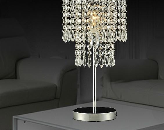 伦灯蒂伦斯灯饰 欧式简约现代顶级水晶灯001