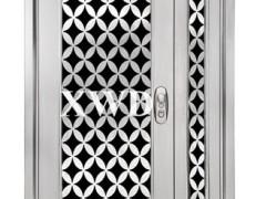 新无敌防盗门不锈钢板雕系列