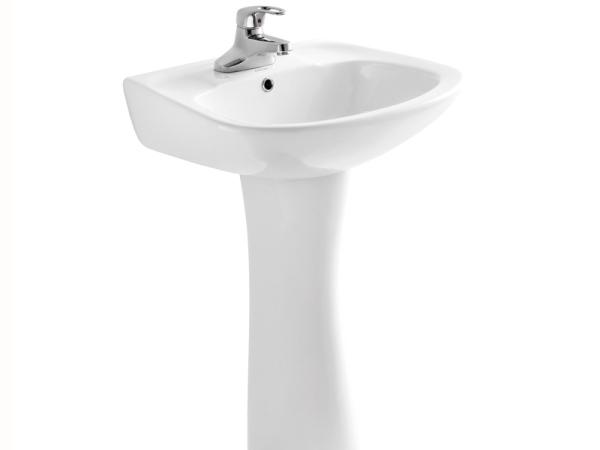 箭牌卫浴洁具ARROW陶瓷系列柱盆AP307/907不含龙头