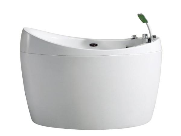 箭牌卫浴洁具ARROW独立亚克力冲浪按摩浴缸AQ1202TQ