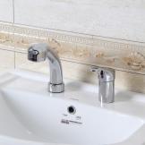 箭牌卫浴ARROW 纯铜镀铬单孔冷热水龙头A91216C