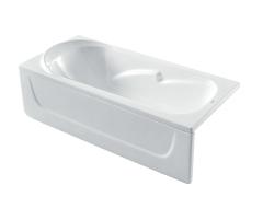 箭牌卫浴ARROW 亚克力单裙浴缸A1516Q