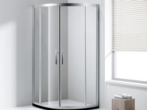 箭牌卫浴洁具 ARROW 简易淋浴房弧形 AL034