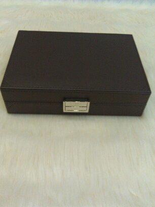 藏典珍匣实木首饰盒