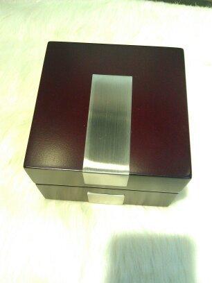 藏典珍匣棕色首饰盒(小)