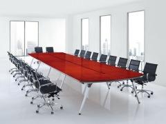 武汉伟豪WH-1224钢木会议桌