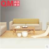 曲美家具组合布艺沙发09C-S2-3图片