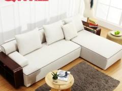 曲美家具 现代简约沙发组合沙发客厅 S12