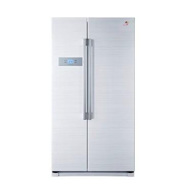 海尔无霜冰箱BCD-649WM