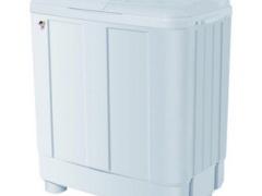 海尔双缸洗衣机XPB80-1187BS 家家喜