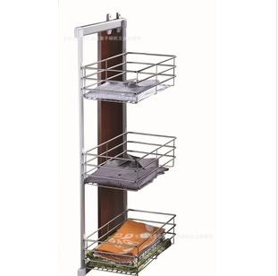 装饰家三层储物篮G023