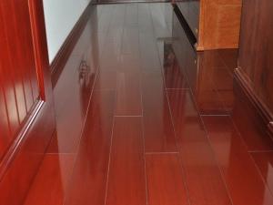 锦绣前程实木系列地板(材质番龙眼)