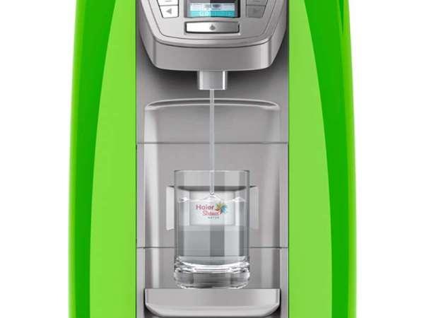 海尔智饮机HSW-V5HR(绿色)温热型