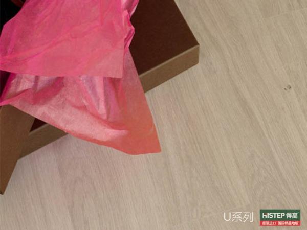 比利时快步舒适系列U1384-原色怀旧橡木强化复合地板