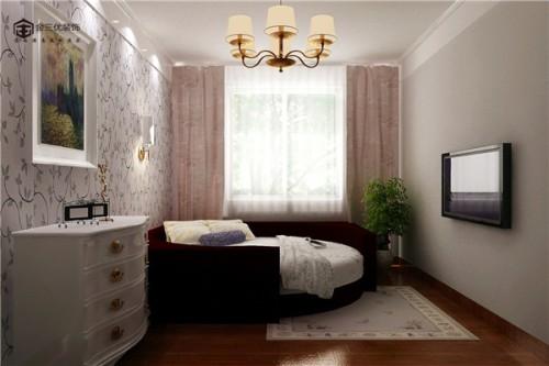 保利春天里-中式古典-四居室