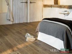 比利时快步精英系列 UE1492-中白橡木 强化复合地板