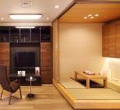 日本进口松下MK632实木复合地板图片