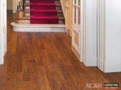 比利时快步乡村系列 RIC1414-美国樱桃木 强化复合地板