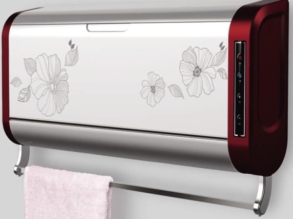【新品上市】会除菌消毒的电热毛巾架-巾管家