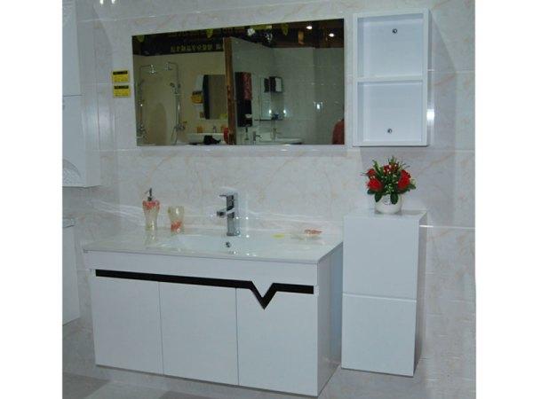 马丁路易卫浴 实木浴室柜