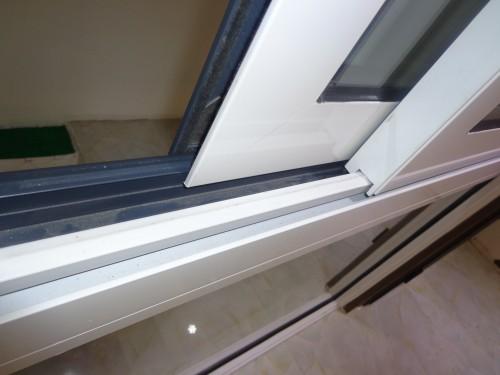 成都坚美断桥铝 推拉窗 平开窗 中空钢化玻璃封阳台 隔音窗