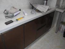 逸都瓷砖水泥砖橱柜晶钢门板系列图片