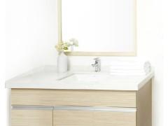 佰丽爱家整体浴室柜定做 卫生间柜子 洗脸盆柜子