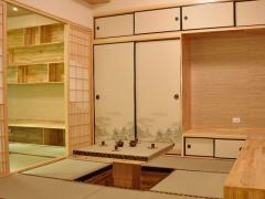 科德贝尔多功能房榻榻米 储物柜组合升降桌设计 定制包安装