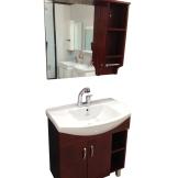 法恩莎FPGM3609浴室柜 F12121C抽拉龙头