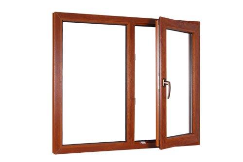 成都起源门窗凤铝断桥铝平开窗 中空钢化玻璃 隔音隔热 封阳台
