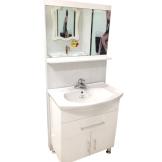 法恩莎FPG3612浴室柜 F1566C龙头