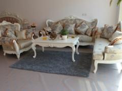 北欧丽木 上海实木家具 欧式家具 组合沙发BO-OS08