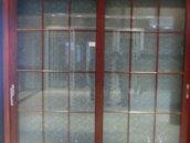 安格尔180型重型门2.0强化型铝材