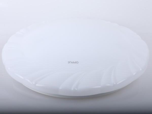 欧普照明 40W三弦白色吸顶灯