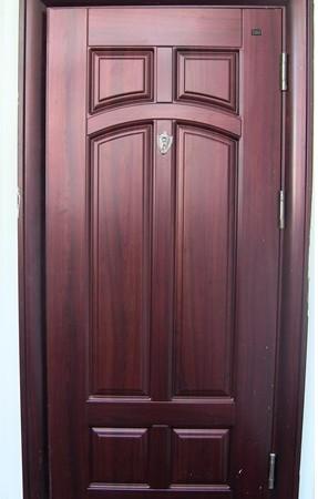 无锁孔智能遥控防盗门,解决你居家安全隐患