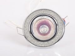 西蒙电气 天花射灯 TH510201 闪光银