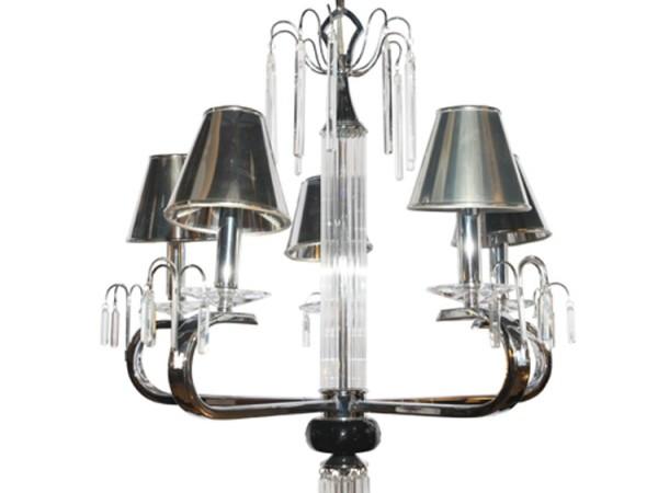 诺克普迪 吊灯 SA1680-05 不锈钢 银色