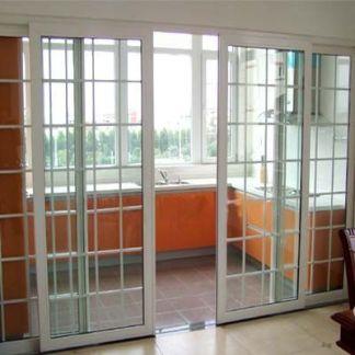 LG好佳喜门窗-隐形折叠纱门