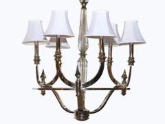 诺克普迪 吊灯 SA2740-06 铜 水晶 浅铜色