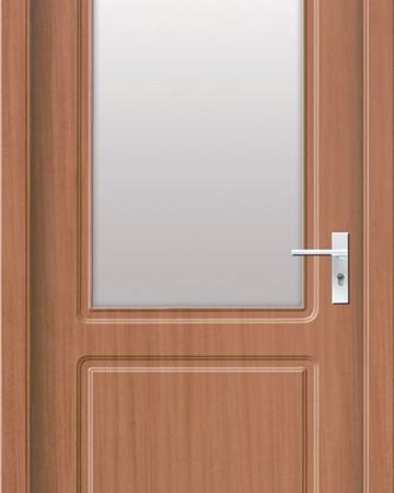 欧派木门爱家系列(带玻璃)OP-033