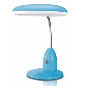 飞利浦 11w舒雅台灯 蓝色 合成材料