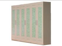 北京格林安家具 B25#六门衣柜图片