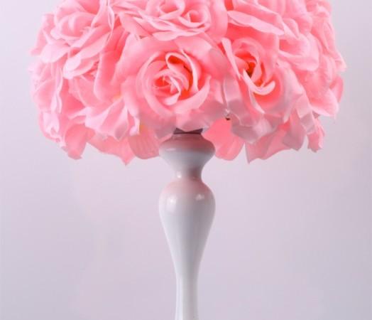 佳威锦华 2518粉红色台灯