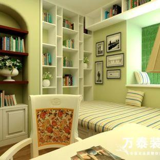 田园卧室橱柜装修效果图图片