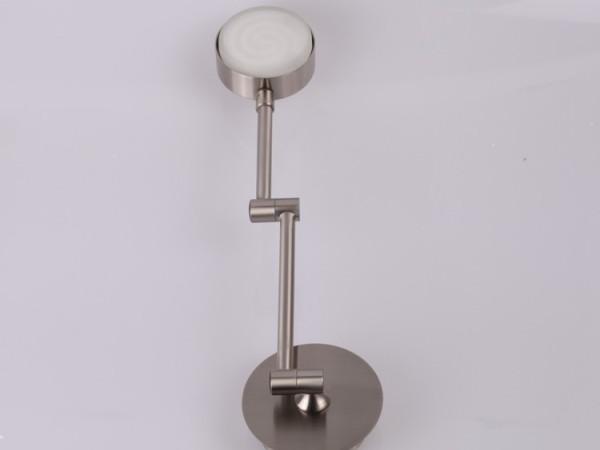 佳特灯饰 101793台灯 棕色 铝材 PVC灯罩