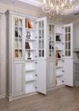 整体衣柜、订制衣柜、衣帽间、移动门图片