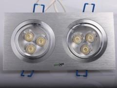 引导照明 203010-2 双筒射灯