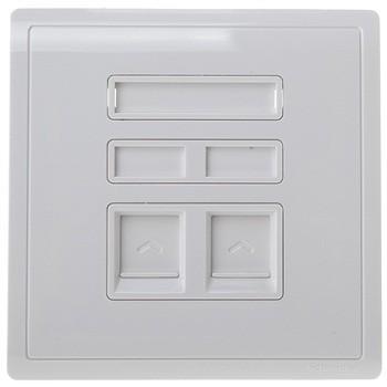 施耐德电气 丰尚E8232TDRJS_5 带保护门电话/超五